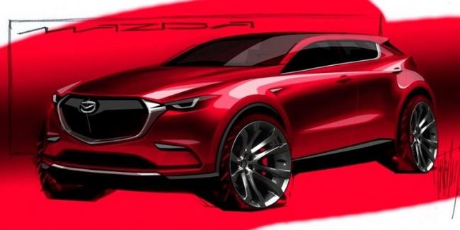 Преемник Mazda CX-5 прибавит в роскоши и возьмется за Mercedes