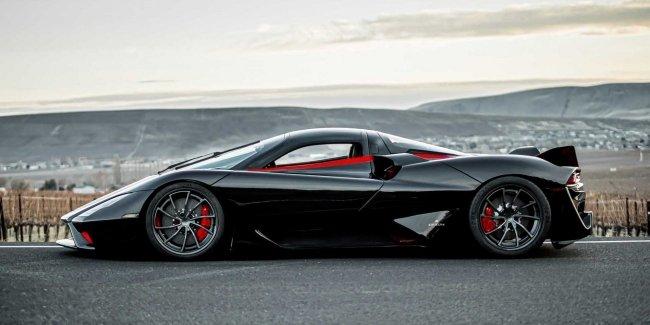 SSC Tuatara посягает на честь Bugatti (видео)