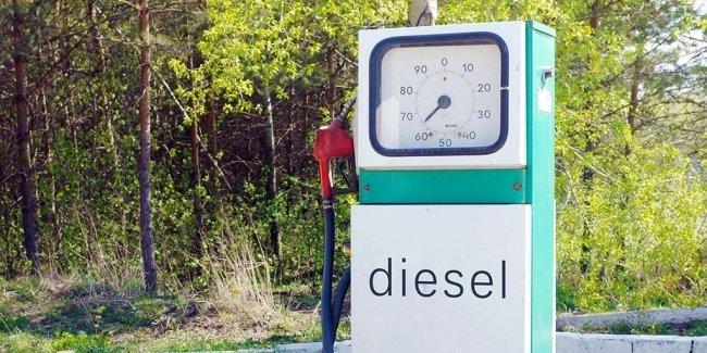 Переходим на газ? В Украине стремительно дорожает дизель