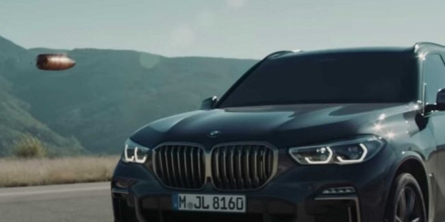 Эпичная гонка: BMW X5 против… пули (видео)