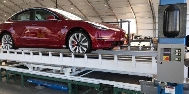 Доступные и долговечные Tesla: шаг первый!