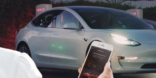 Tesla -  «капкан» для угонщиков