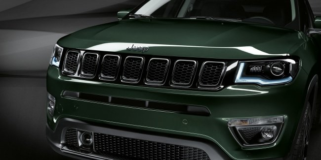 Jeep Compass для Европы: «робот» с моноприводом
