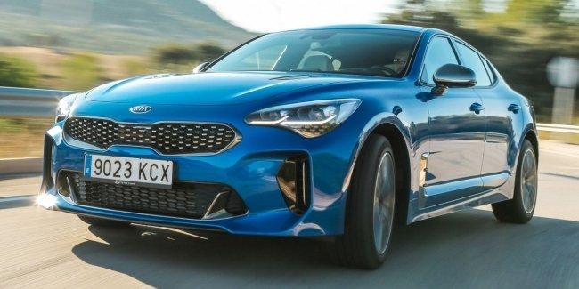 Обновленный Stinger GT получит новые, более мощные моторы