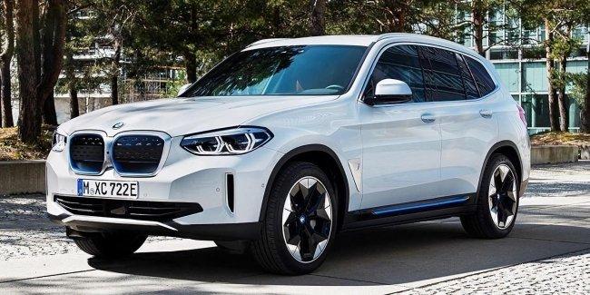 Технические характеристики BMW iX3 раскрыли до премьеры