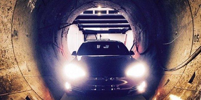 The Boring Company завершила прокладку сверхскоростного туннеля в Лас-Вегасе
