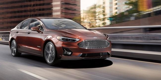 Официально: Ford Fusion снимут с производства 21 июля