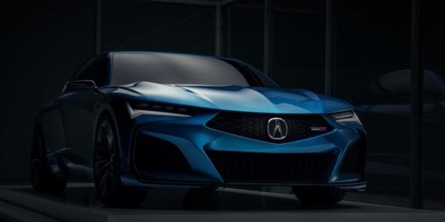 Acura TLX: Type S и новый турбомотор