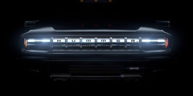 1000-сильный GMC Hummer станет «кабриолетом» (видео)