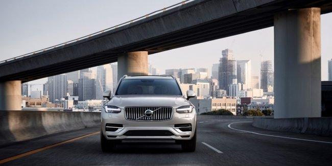 Не больше 180 км/ч: Volvo ограничивает скорость своих авто