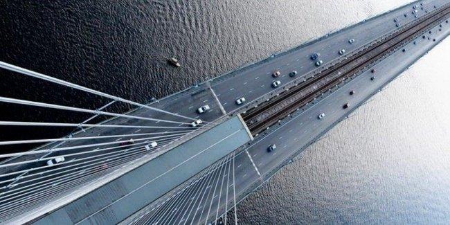 С - стабильность: на Южном мосту произошла авария конструкции