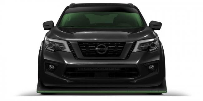 Сено в кузов и на трек: тюнинг Nissan Navara
