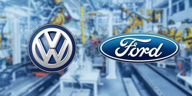 Ford и VAG: планы нового альянса