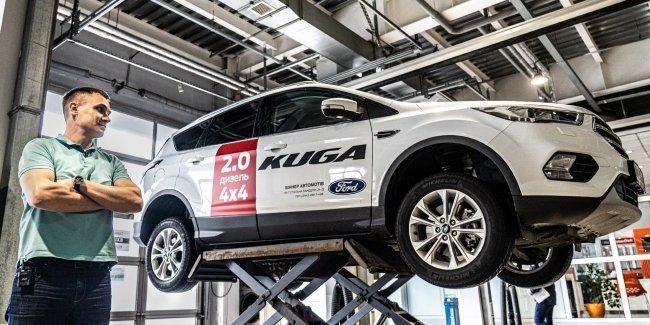 ЧтоПочем: Ford Kuga. Распродажа «жирных» комплектаций!