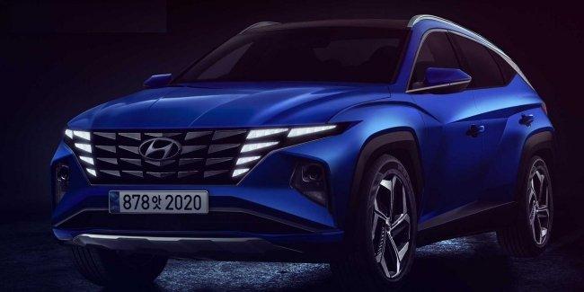 Новый Hyundai Tucson: насколько фантазия близка к реальности?