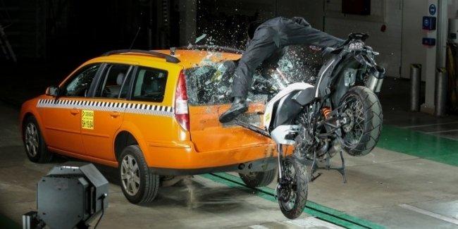 «Цифровой ангел-хранитель» для мотоциклистов. Как работает?