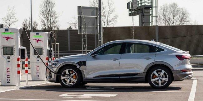 Меньше - не значит хуже, или как в Audi оправдывались за слабые зарядки