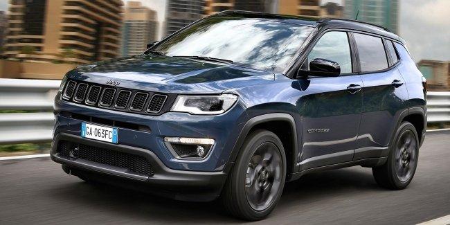 «Рожденный» в Европе Jeep Compass вышел на рынок