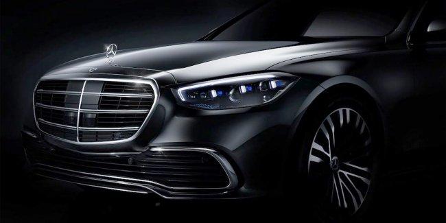 Вопреки... новый Mercedes S-Class сохранит V12