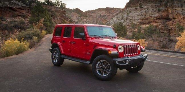 Ford заставил Jeep шевелиться