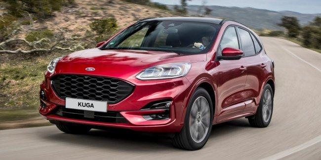Гибридный Ford Kuga: осторожно, возможно возгарание!