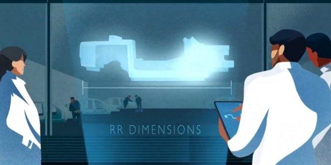 Новый Rolls-Royce Ghost и его продвинутая подвеска (видео)