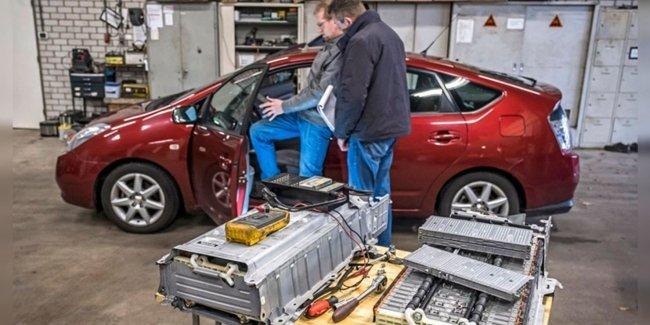 700 тысяч тонн аккумуляторов будет переработано за 15 лет