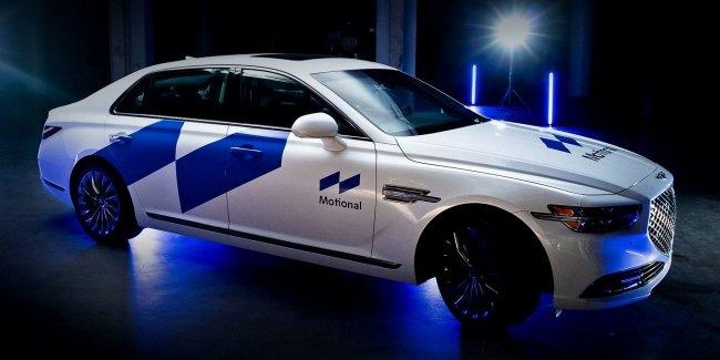 Hyundai спешит за Теслой: ускорена работа над автопилотом 4-го уровня