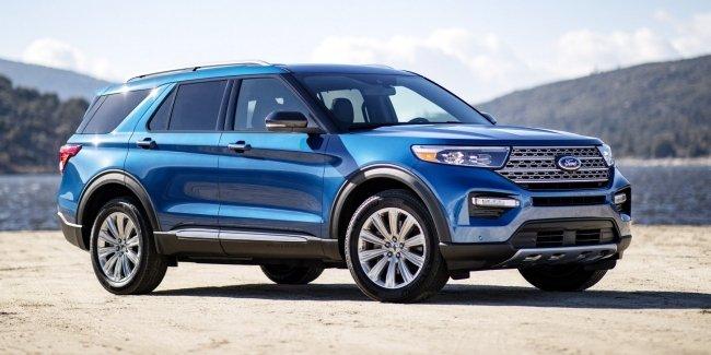 Ford Европа: плюс две новые модели