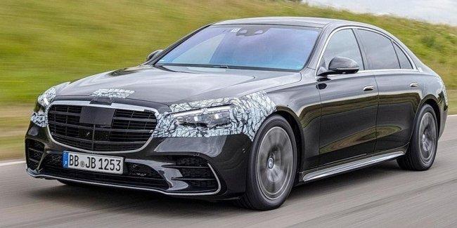 Какие движки получит новый Mercedes S-Class?