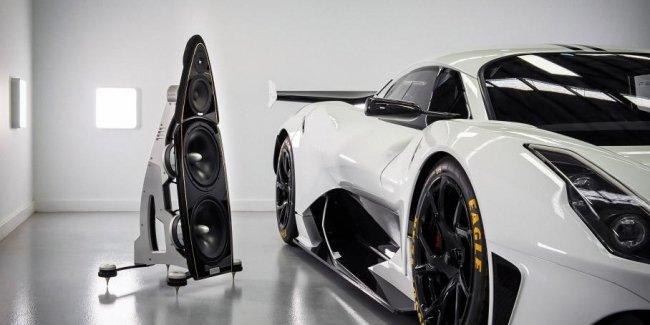 Аудиосистема Brabham: как звучат $250 тыс.