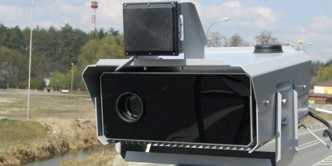 В Украине появятся еще 220 камер автофиксации ПДД