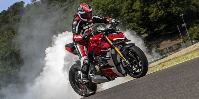 Ducati отзывает два мотоцикла: Streetfighter V4/V4S