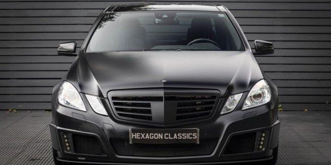 Cамый быстрый Mercedes за вполне вменяемые деньги