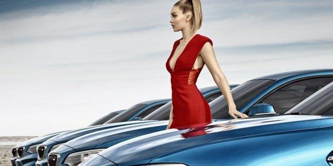 Ммм... самые сексуальные автомобильные бренды