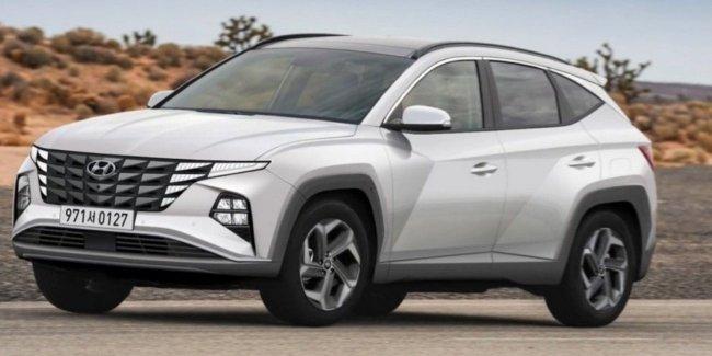 Что скрывается под капотом нового Hyundai Tucson?