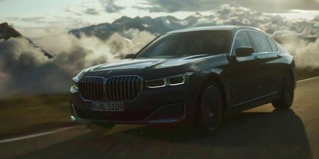 Реакция BMW на новый S-Class (видео)