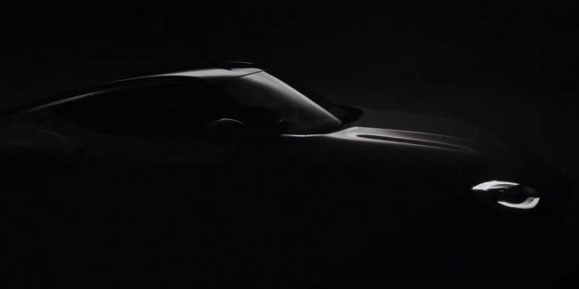 Фрагменты Nissan Z Proto показали на видео