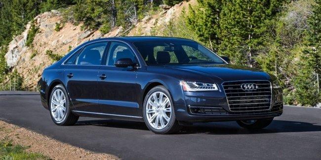 «Зажигательные немки»: Audi готовит отзывную компанию