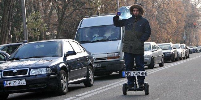 Автофиксация ПДД бессильна перед евробляхерами