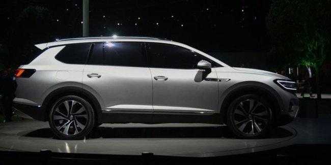 Volkswagen готовит дебют нового флагмана