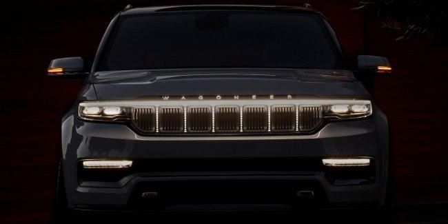 Новый Grand Wagoneer показали на видео