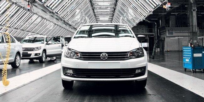 VW украинской сборки может стать реальностью