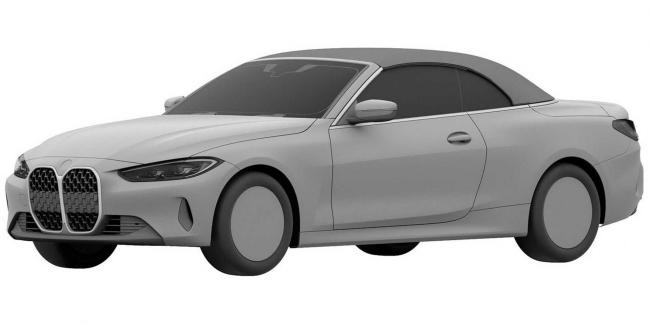 Кабриолет BMW 4-Серии рассекречен