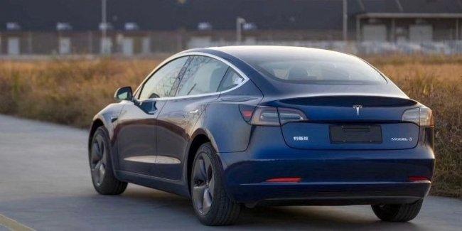 Tesla Model 3: из Китая в Европу