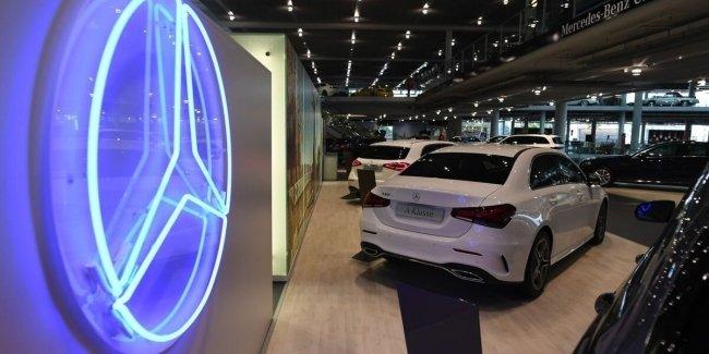 Mercedes может потерять рынок Германии