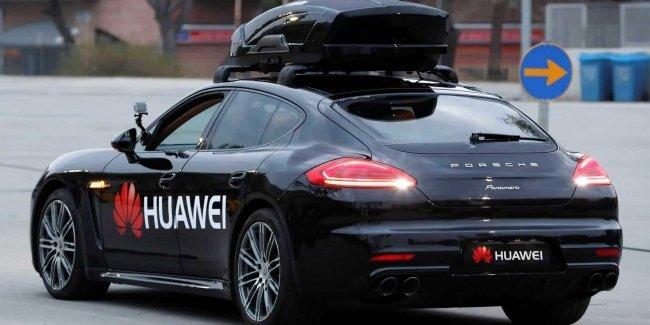 В Huawei собираются развивать автомобильную электронику