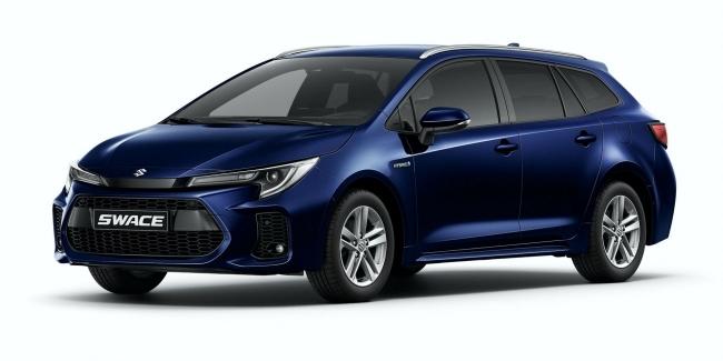 Перевоплотился: универсал Toyota превратился в Suzuki