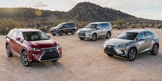 Toyota запатентовала новые имена для будущих моделей
