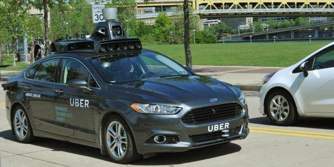 Водителя беспилотного Uber, обвинили в убийстве человека